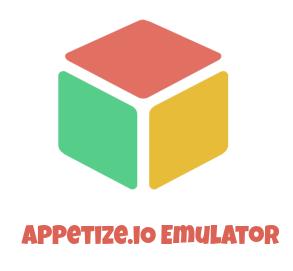 Appetize Emulator