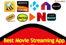 Best movie Streaming App For Firestick