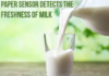 Detect Freshness Of Milk