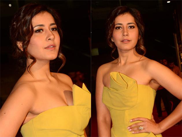 Raashi Khanna at Zee Cine Awards