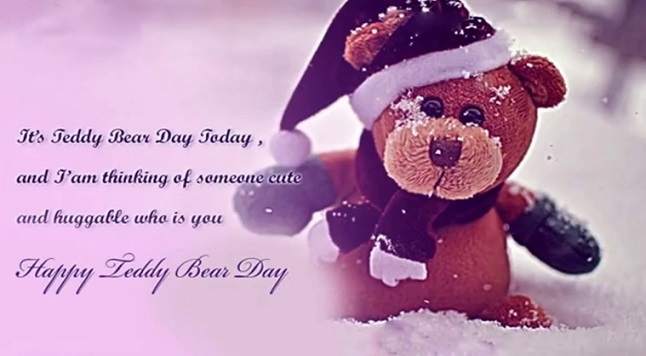 Teddy Bear Day Images