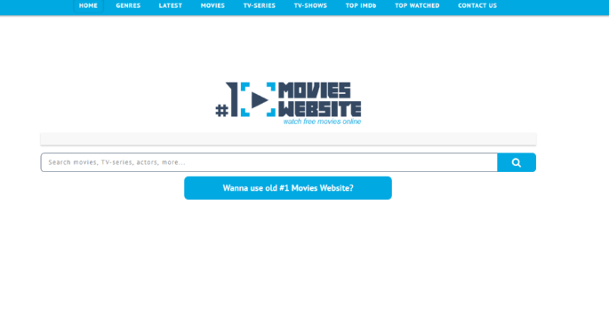 1Movies Proxy and Mirror Sites