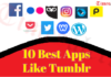 Best Apps Like Tumblr