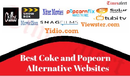 Best Coke and Popcorn Alternative Websites