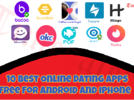Best Dating Apps Free For Android And iPhone