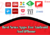 Best News Apps 2019 For Android And iPhone