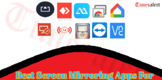 Best Screen Mirroring Apps For Android And iOS