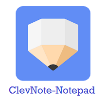 ClevNote-Notepad