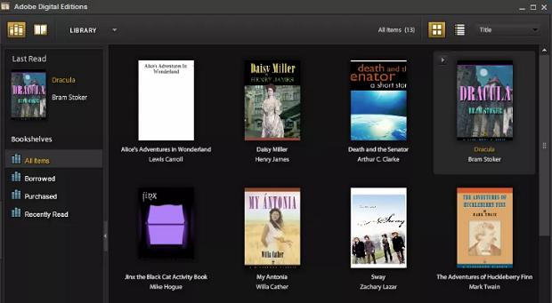 Epub Ebook Readers Free Download