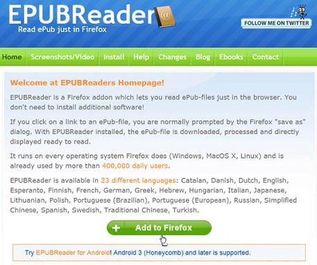 Free Epub Readers For Windows