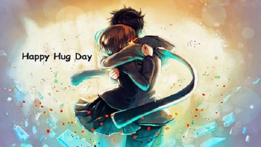 Happy Hug Day Latest Wishes