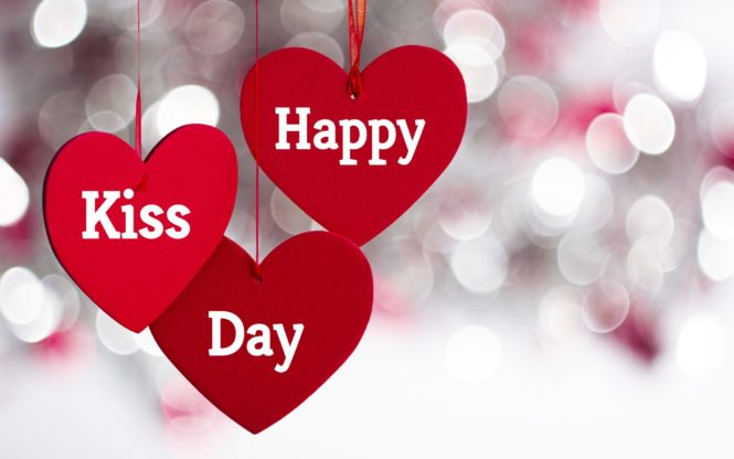 Happy Kiss Day Latest Quotes