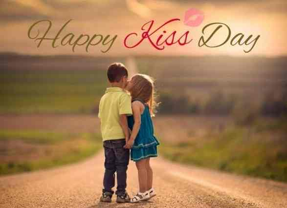 Happy Kiss Day Latest Wishes