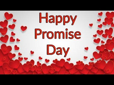 Happy Promise Day Latest Whatsapp Status