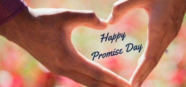 Happy Promise Day Whatsapp Status
