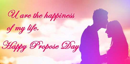 Happy Propose Day Quotes For Girlfriend