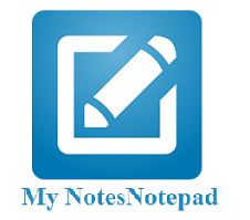 My Notes-Notepad