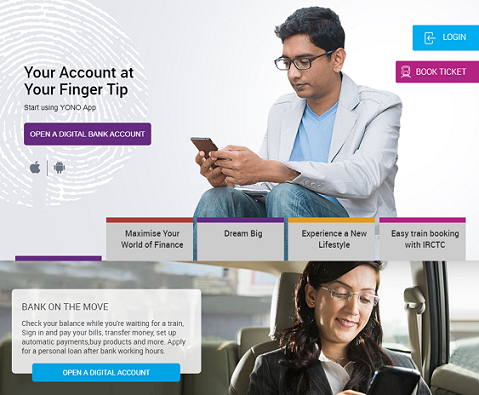 Online SBI Account Opening