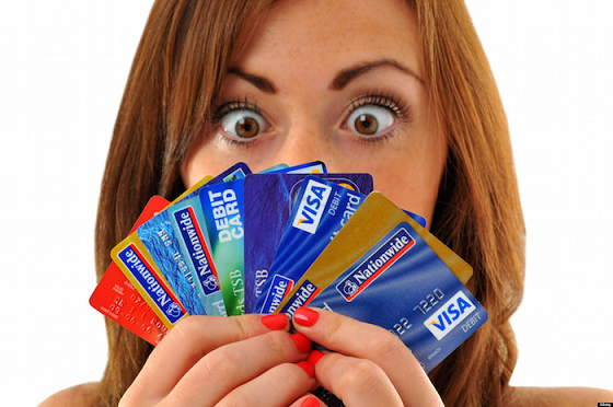 Online Shopping Using Credit And Debit Card