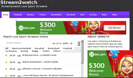 Powerful Sports Streaming Sites