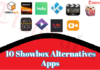 Showbox Alternatives Apps