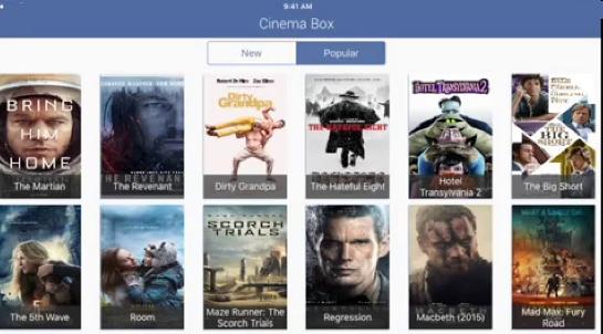 Showbox Alternatives Apps List