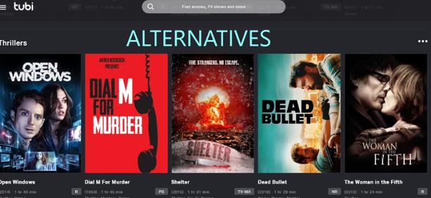 Showbox Alternatives For Mac