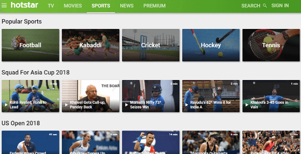 Ultimate Sports Streaming Sites