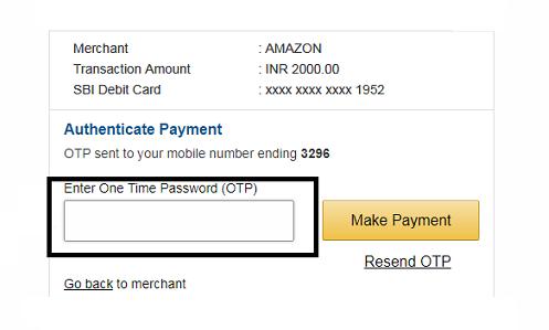 Use Debit Card Online