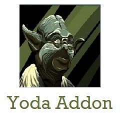 Yoda Addon