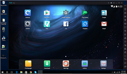 Android Apk Files in Windows 10