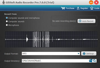 Audio Recorder Pro