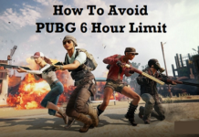 Avoid PUBG 6 Hour Limit
