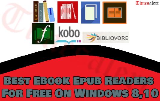 Best Ebook Epub Readers