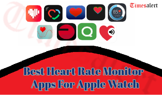 Best Heart Rate Monitor Apps for Apple Watch