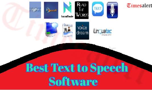 Best Text to Speech Software