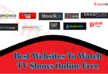 Best Websites To Watch TV Shows