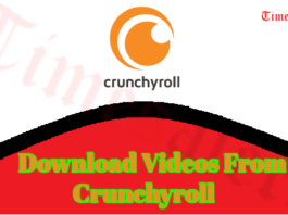 Download Videos From Crunchyroll
