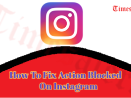 How To Fix Action Blocked On Instagram