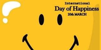 International Day of Happiness Slogans
