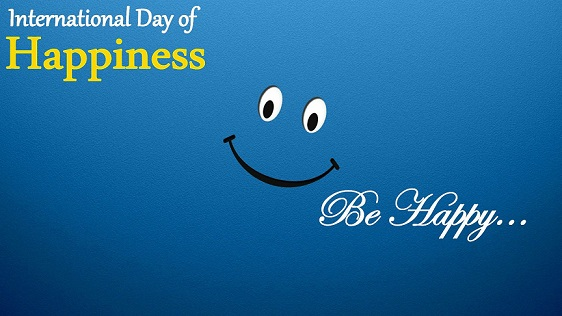 International - Day - of -Happiness