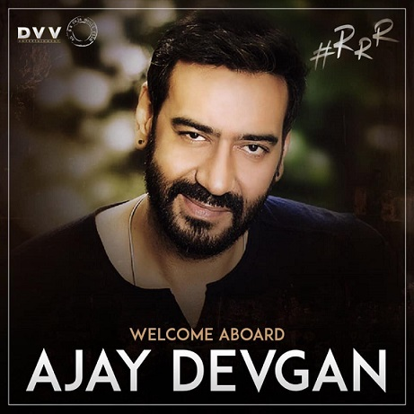RRR Movie Ajay Devgan