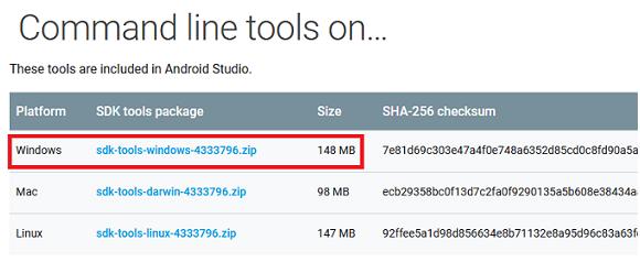 Run Android Apk Files in Windows