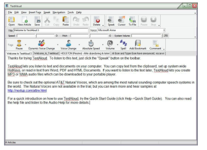 Text to Voice Software Free
