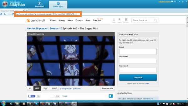 Wondershare AllMyTube Software
