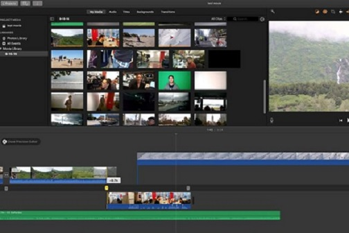 iMovie Online Video Editor