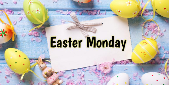 Easter Monday Wishes