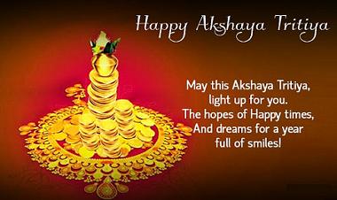 Happy AkshayaTritiya