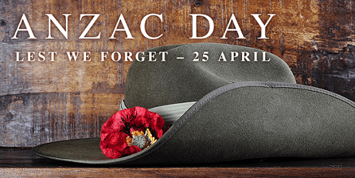 Happy Anzac Day Quotes