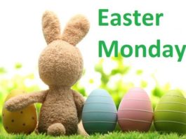 Happy Easter Monday Wishes